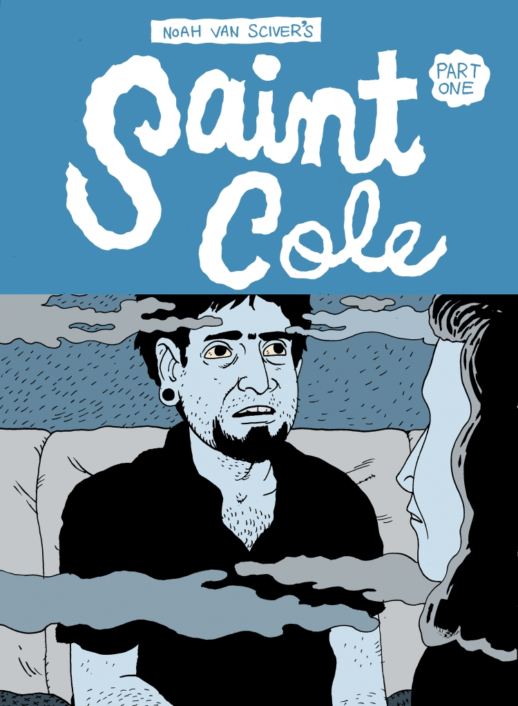 Saint Cole by Noah Van Sciver